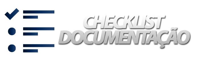 Documentação para emitir certificado digital